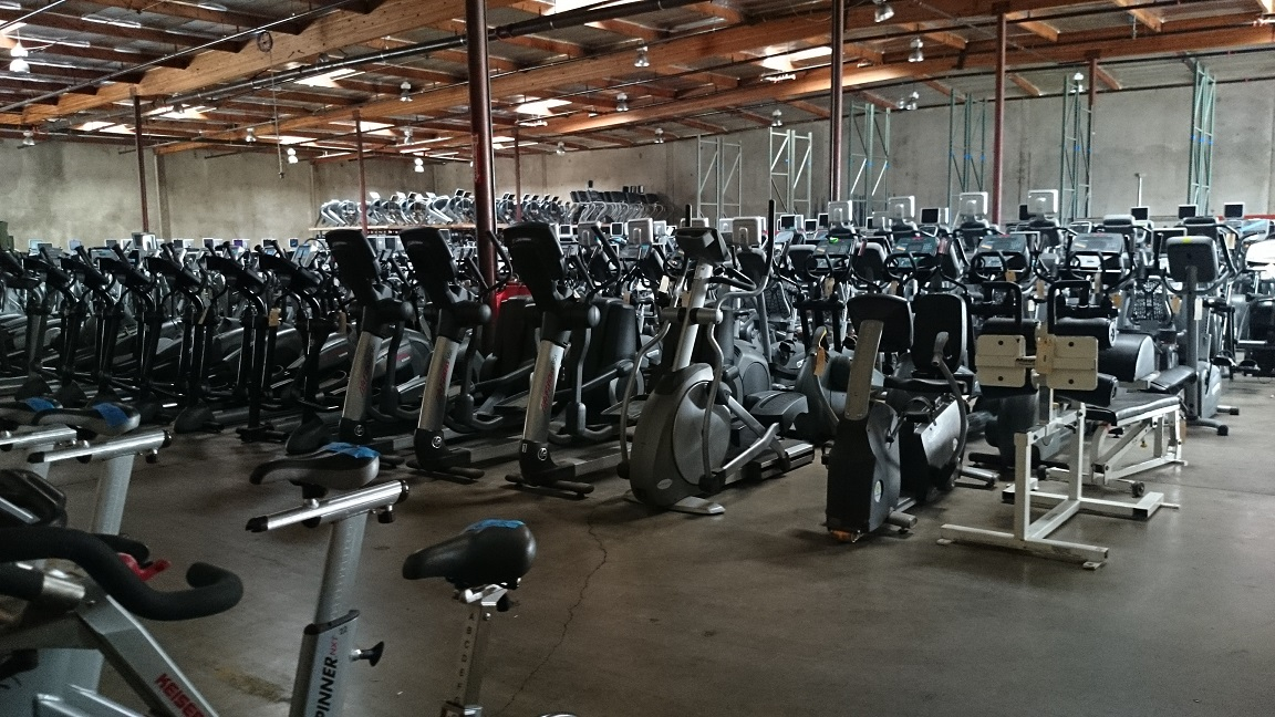 Used gym equipment Middle East