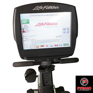 Life Fitness 95R Acheive console