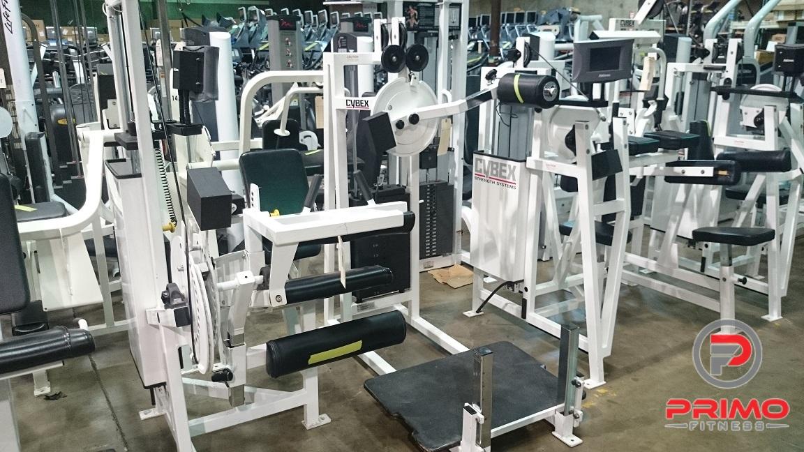 New Fitness Equipment Arrivals
