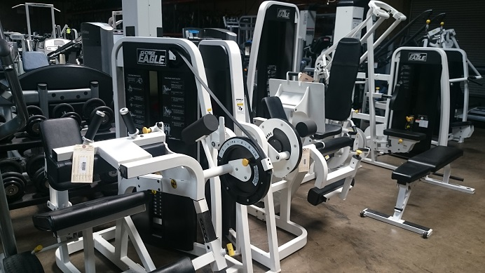 Cybex Eagle Strength Equipment