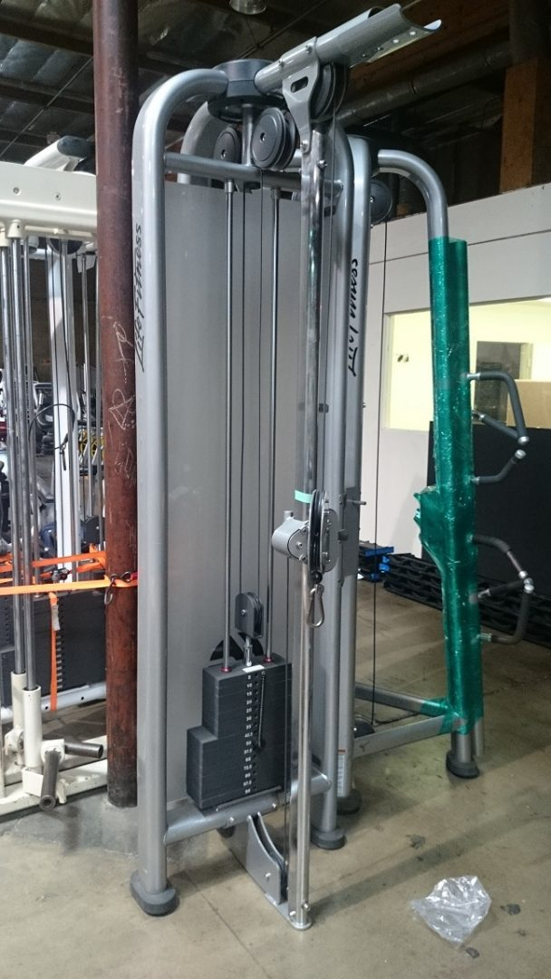 Life Fitness Signature Cable Crossover 4