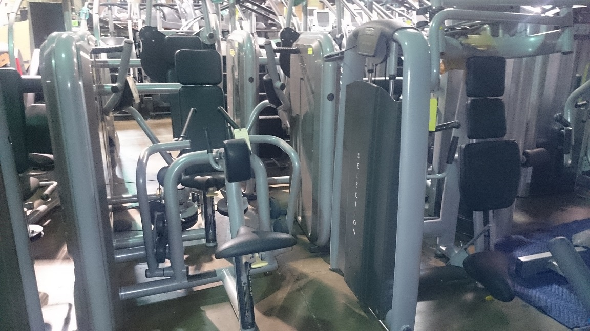 Technogym Element Strength Line 5