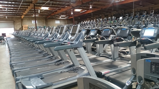 Used Fitness Equipment China