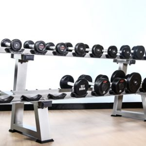 Double Dumbbell Rack