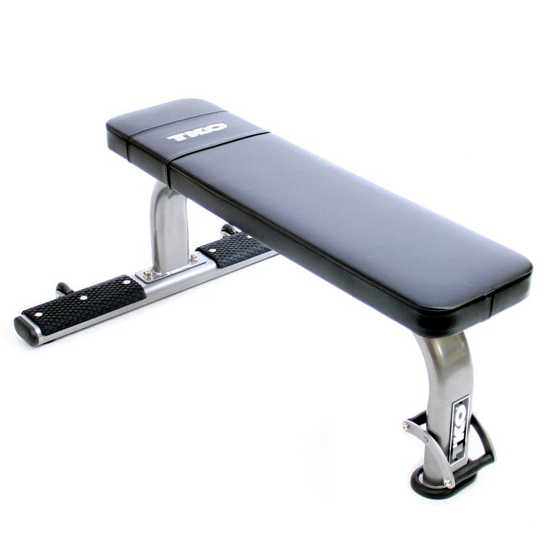 tko flat bench primo fitness