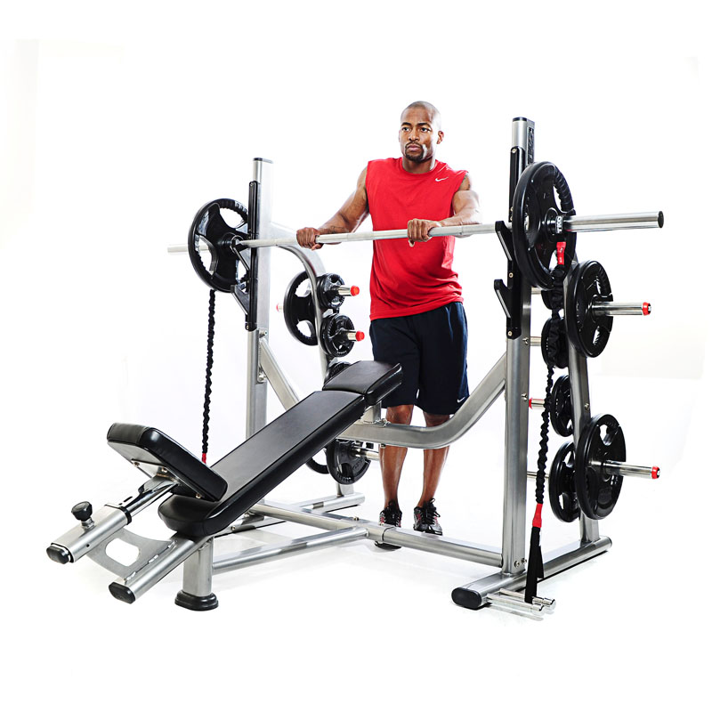 Tko Commercial Incline Bench Primo Fitness