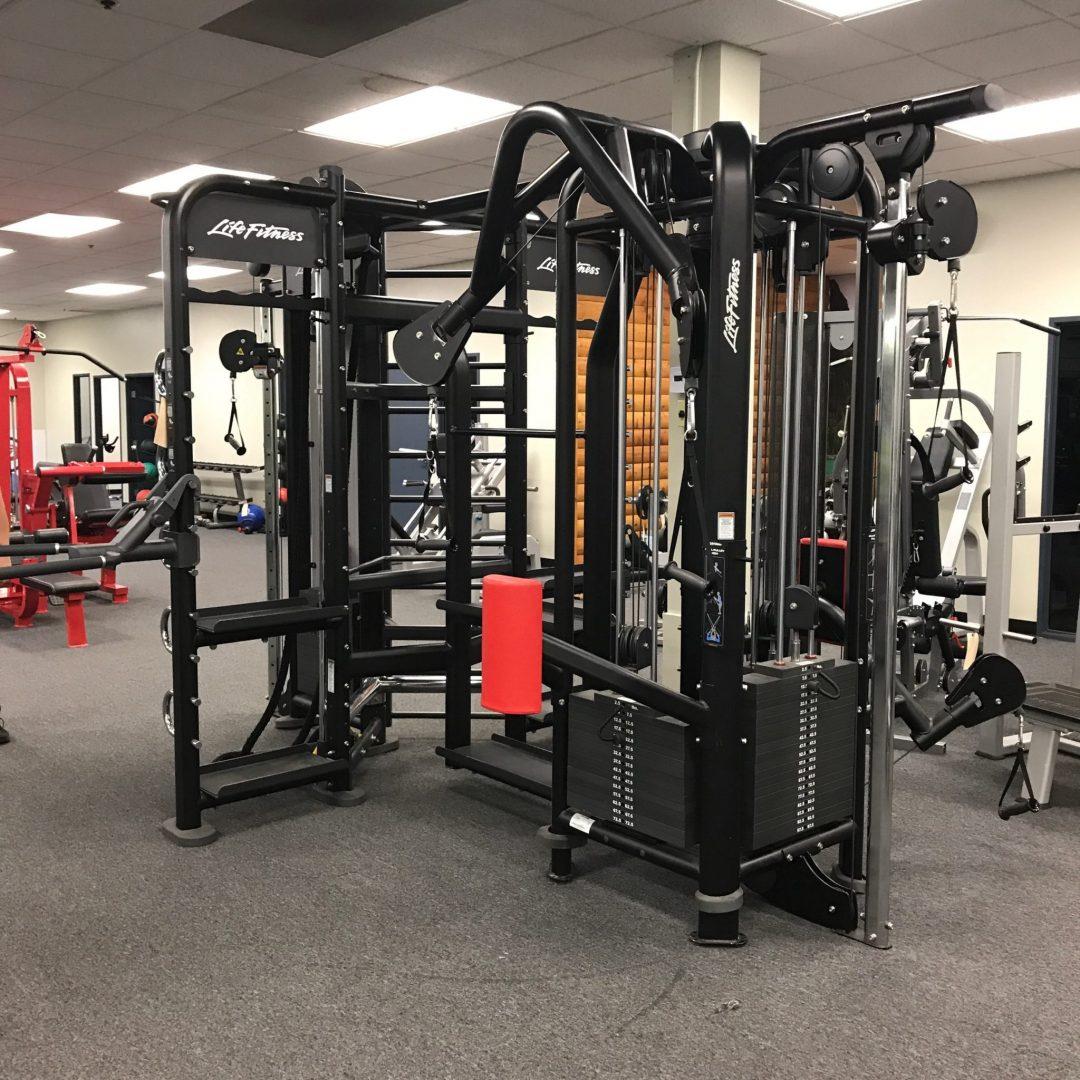 Gym Equipment Kolkata: Life Fitness MJ3 Multi Gym