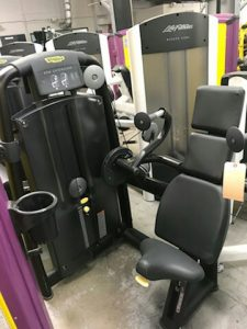 Technogym Chest Press