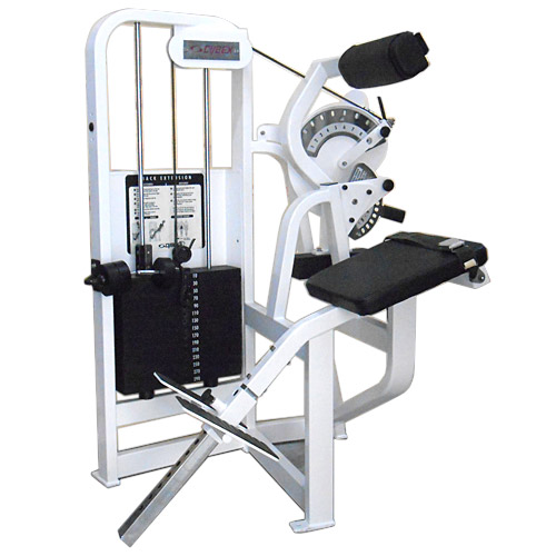 Cybex Vr2 Back Extension - Silver/Black