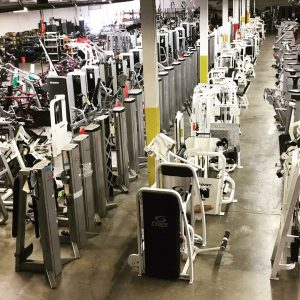 Commercial Gym Equipment Warehouse