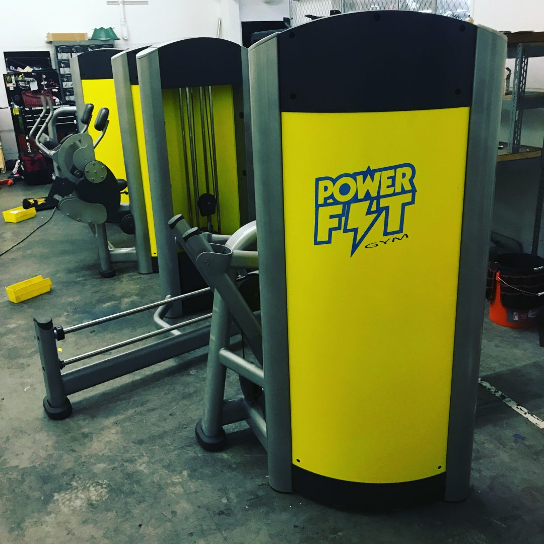 Customize Your Gym Equipment