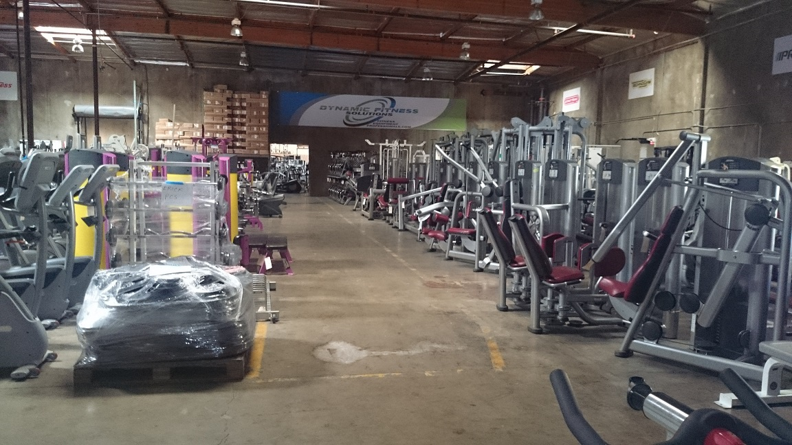 Used Gym Equipment Guatemala