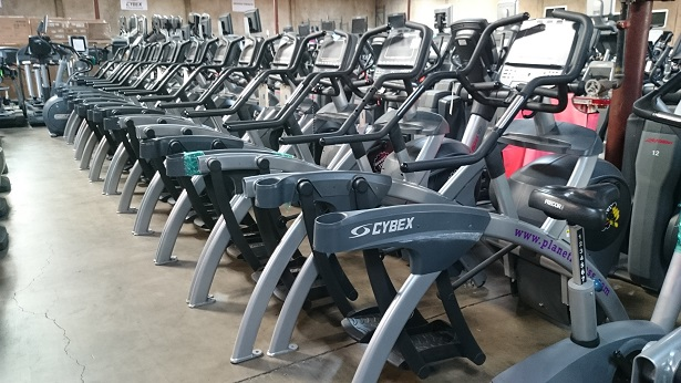 Cybex 750A Arc Trainers