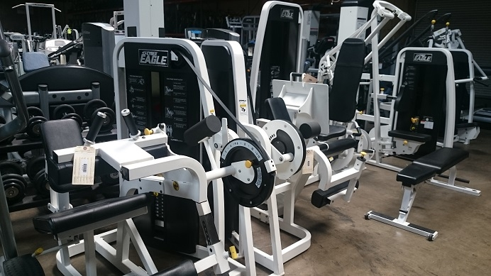 Cybex Eagle Strength Line
