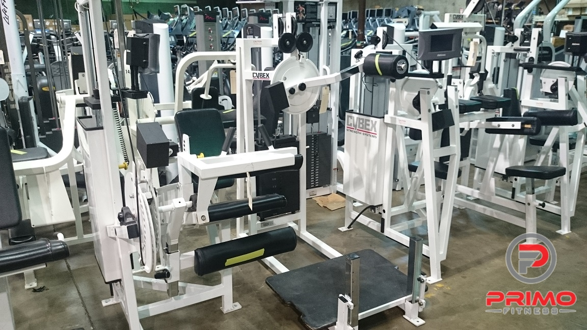 Cybex Strength Line (VR2 and Classic)
