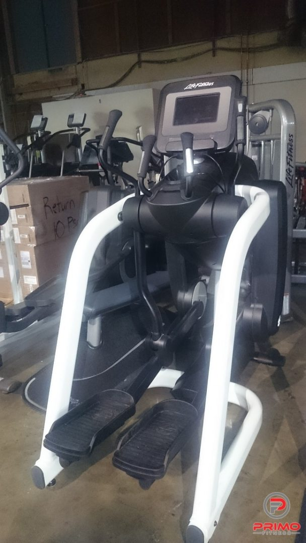 Life Fitness FlexStrider Trainer with Discover SI