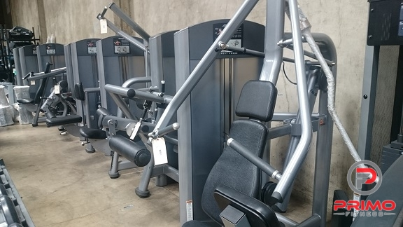 Life Fitness Signature Strength Line (Black Frame)