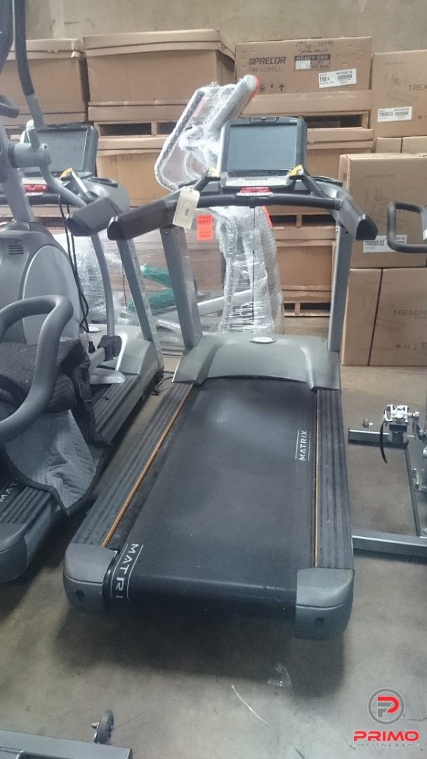 Matrix T7XE Treadmill (Touchscreen)