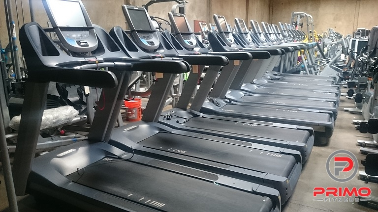 PRECOR 885 WITH P80 CONSOLE CARDIO PACKAGE