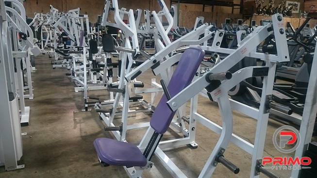 Used Hammer Strength Equipment