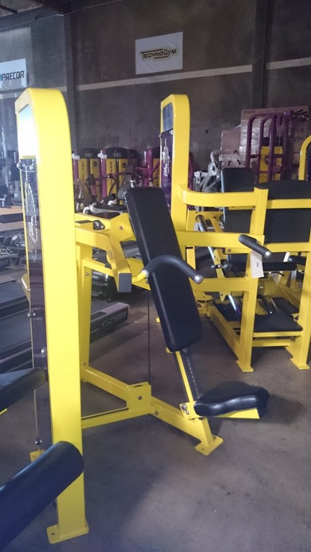 Life Fitness Pro 2 Strength Line (Yellow) (4)