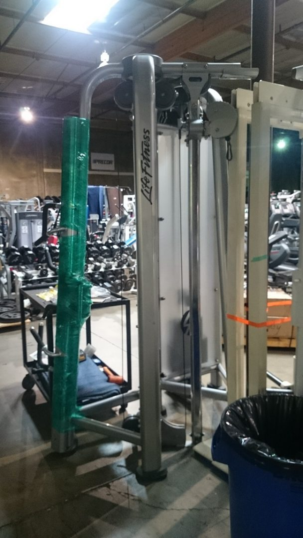Life Fitness Signature Cable Crossover 1