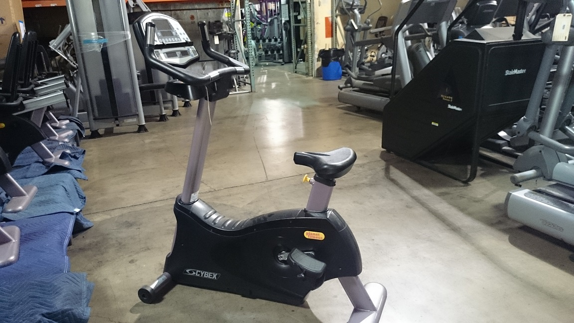 Cybex 530C Upright Bike 2