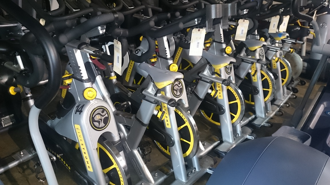 Livestrong Matrix Indoor Cycle 1