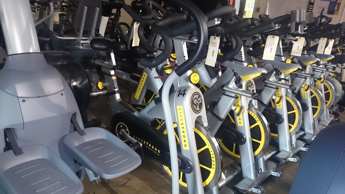 Livestrong Matrix Indoor Cycle 4