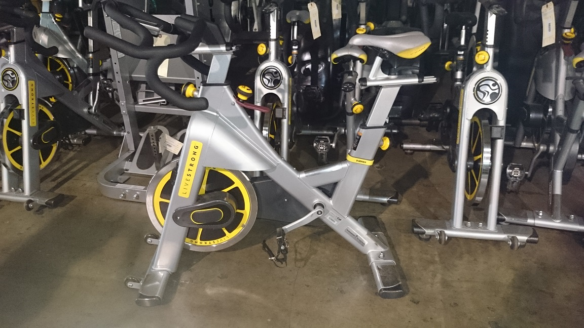 Livestrong Matrix Indoor Cycle 5