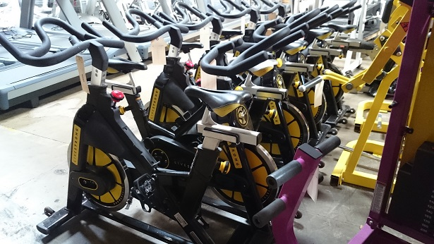 Matrix Livestrong Indoor Cycle Black 3