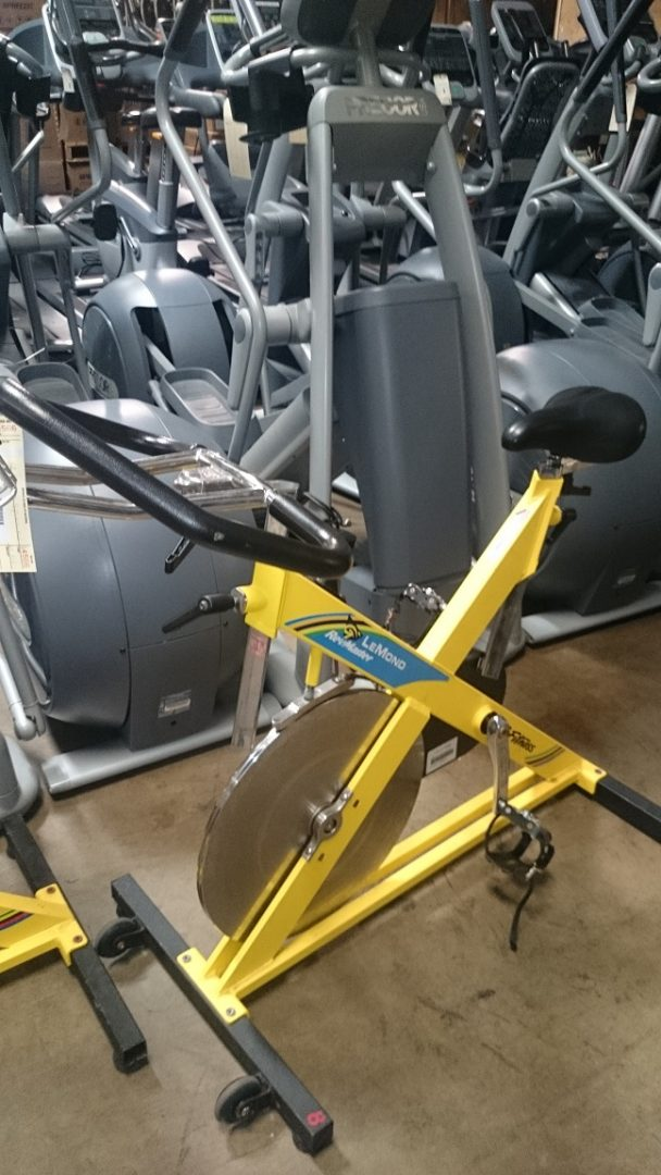 Life Fitness Lemond Revmaster Indoor Cycle