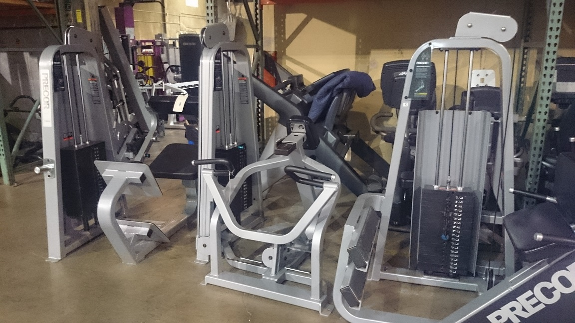 Used Elliptical For Sale >> Precor Icarian Strength Line - Primo Fitness