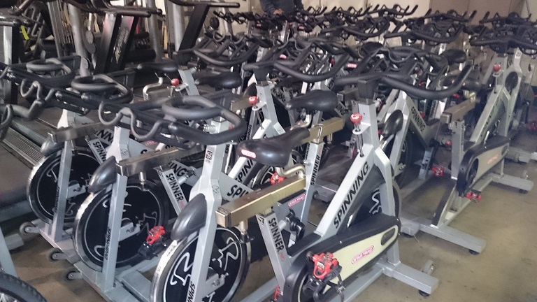 Star Trac Pro Spinner Spin Bike Primo Fitness