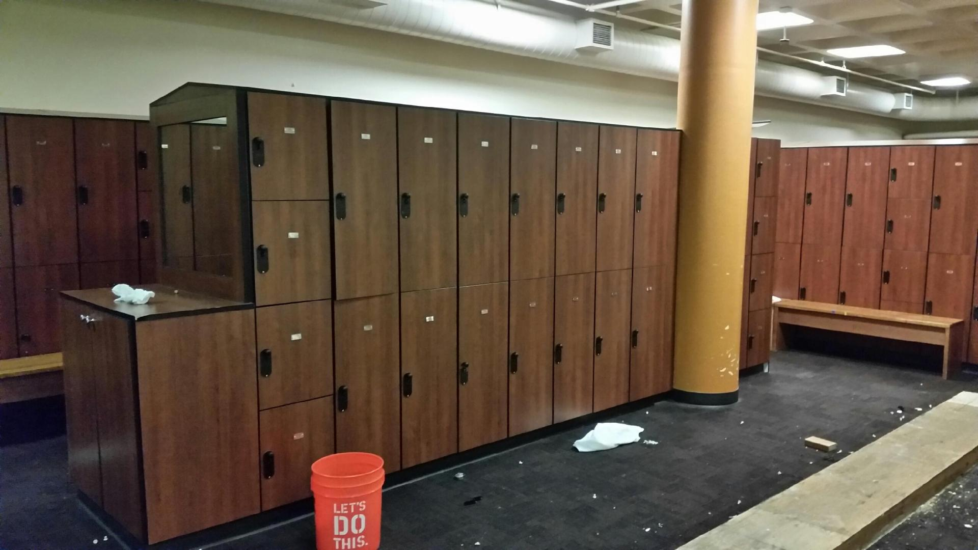 Gym lockers for sale primo fitness