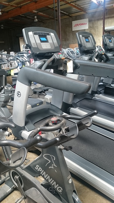 Used Life Fitness 95T Inspire side view