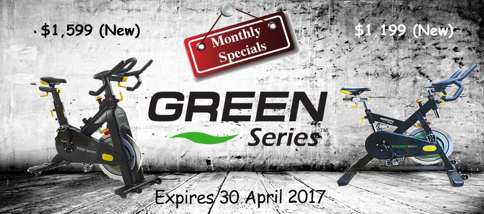 Monthly Specials slide