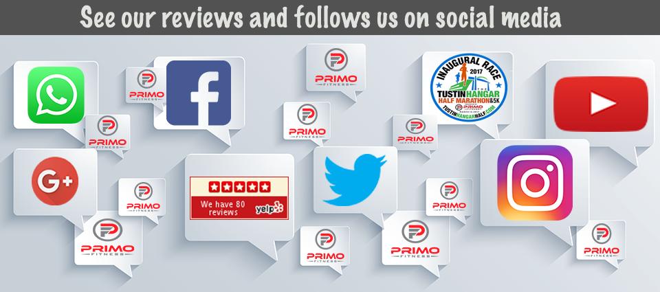 Reviews & Social Media slide