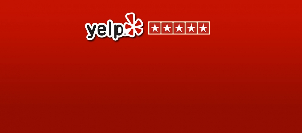 Find out why! We have 70 5-star reviews on yelp!