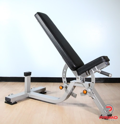 Muscle D Flat To Incline Bench Primo Fitness