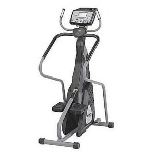 new and used stair steppers life fitness stairmaster. Black Bedroom Furniture Sets. Home Design Ideas