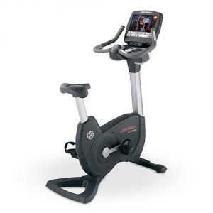 Life Fitness 95C Engage Upright Bike