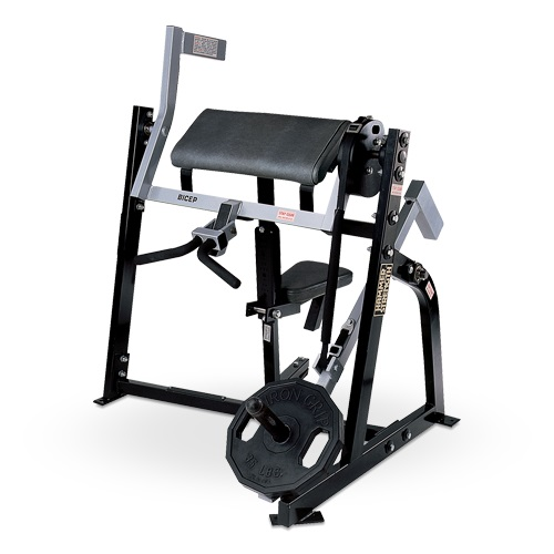 Hammer Strength Seated Biceps