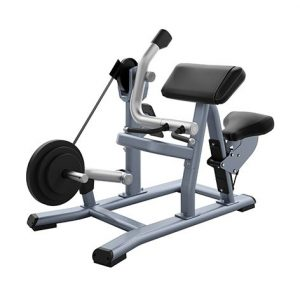 Precor Discovery Series Plate Loaded Biceps Curl