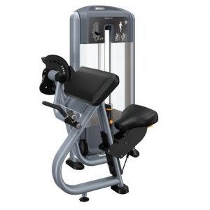 Precor Discovery Series Selectorized Biceps Curl