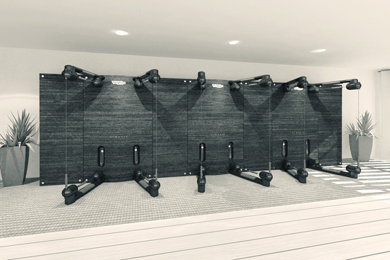Technogym Kinesis Class Functional Training Wall