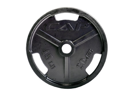 Impact Resistant Rubber Olympic Weightlifting Plates