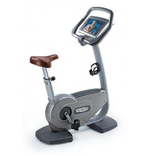technogym excite 700 upright bike refurbished primo fitness. Black Bedroom Furniture Sets. Home Design Ideas
