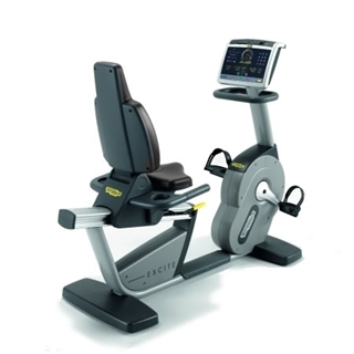 technogym 700 excite recumbent bike primo fitness. Black Bedroom Furniture Sets. Home Design Ideas