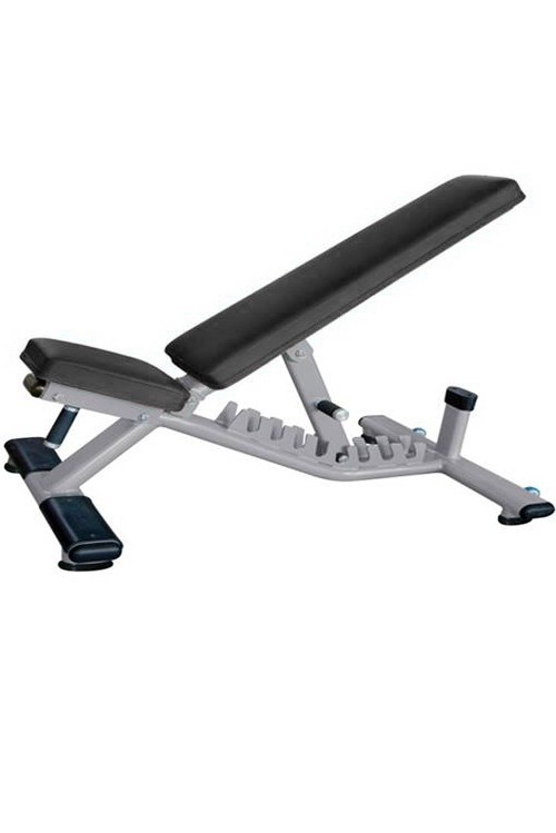 Flat to Incline Bench (Vertical Style)